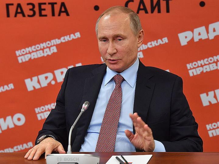 Путин рассказал о «выигравшем партию» Ким Чен Ыне