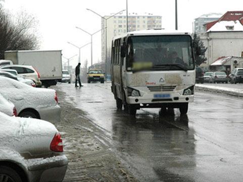 Почти каждый шестой водитель автобуса в Баку – ранее судимый
