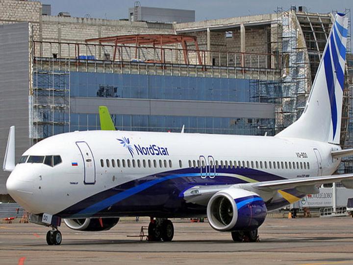 «Nordstar» с марта будет летать из Норильска в Баку