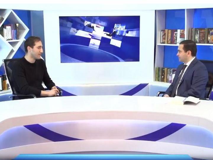 Təhsil TV обсудил достижения азербайджанца, продавшего стартап социальной сети Twitter - ВИДЕО