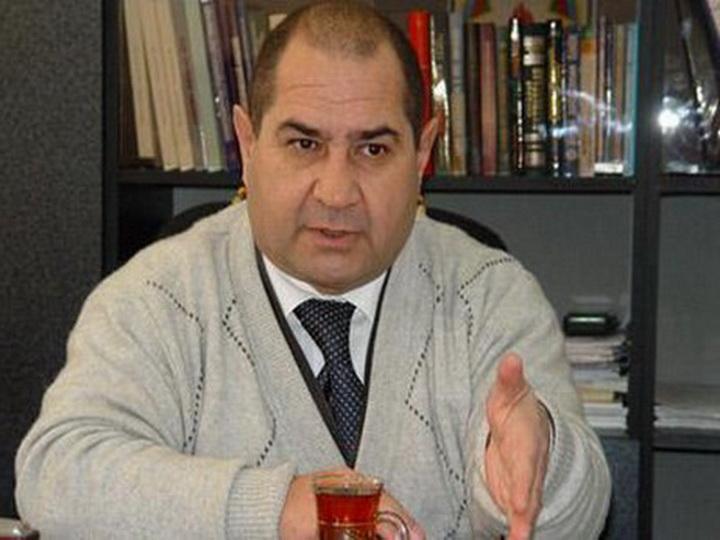 Мубариз Ахмедоглу: Последние высказывания Шармазанова показывают,что наглость, безграмотность и ложь существуют в симбиозе в правящей элите Армении
