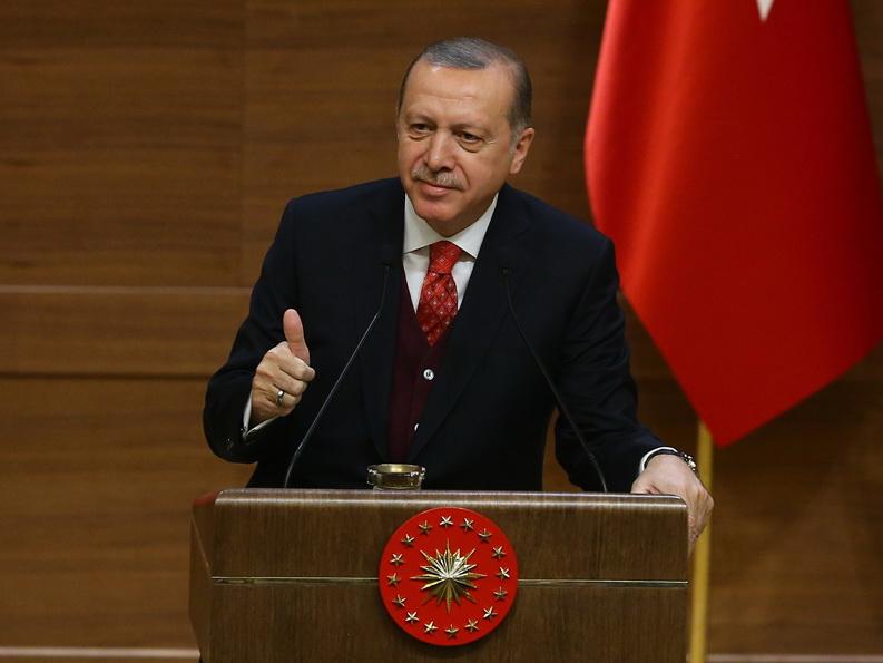 Эрдоган: Пока я президент, мы больше не выдадим США ни одного террориста