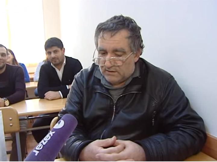 Самому старшему студенту в Азербайджане 59 лет - ВИДЕО