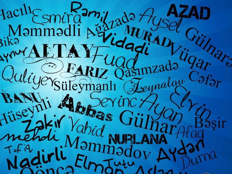 Слова Allah, Rəbb, Tanrı должны писаться с большой буквы - Новый словарь