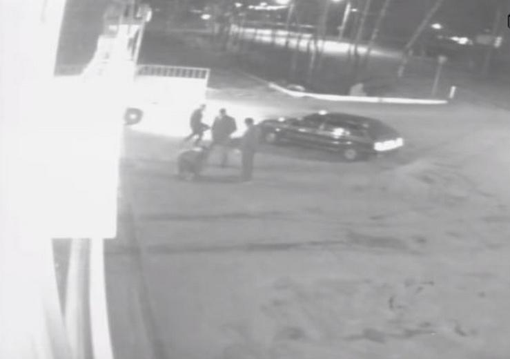 Уличная разборка под Калугой, закончившаяся убийством, попала на видео - ВИДЕО