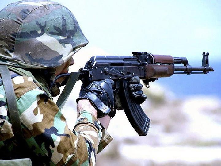 ВС Армении нарушили режим прекращения огня 128 раз