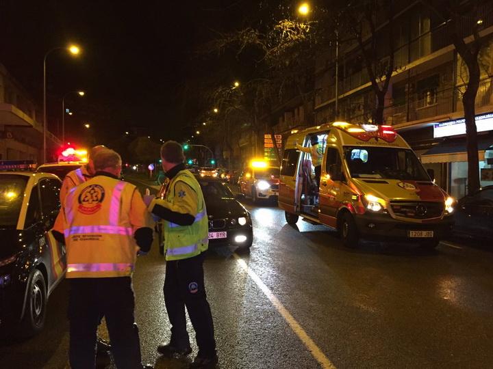 В одном из ночных клубов Мадрида обрушился потолок, 26 человек пострадали - ФОТО