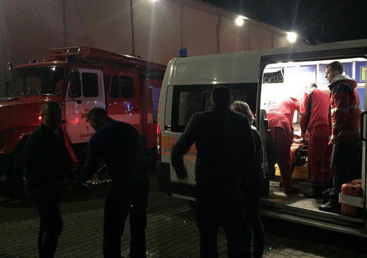 В Португалии 8 человек погибли при пожаре в развлекательном клубе