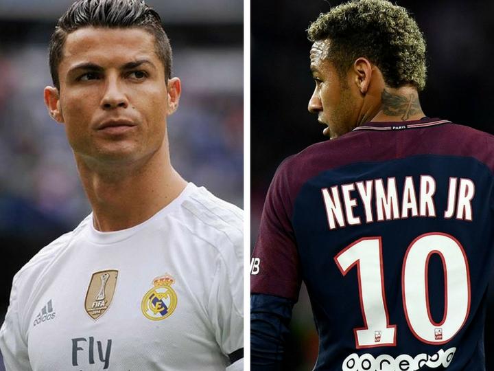 «Реал» выразил готовность обменять Роналду на Неймара