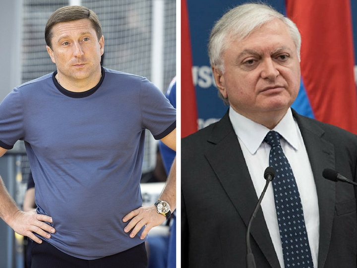 «Меня рядом не было»: Замглавы МИД Армении признал, что советником Эдварда Налбандяна был «вор в законе»
