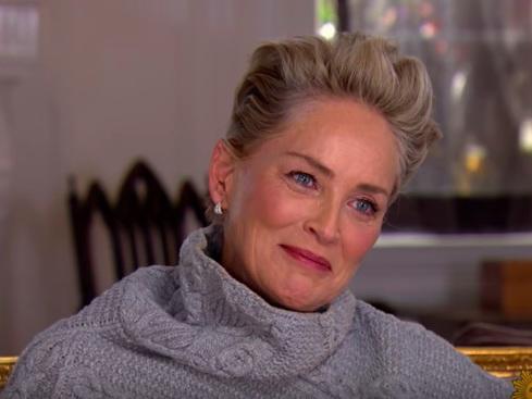 Шэрон Стоун рассказала о поставленном ей смертельном диагнозе – ФОТО