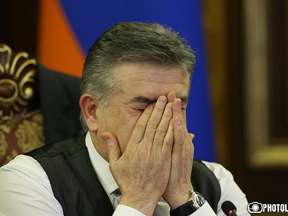 Тучи сгущаются над головой премьер-министра Армении