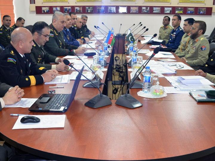 В Баку проходит очередная встреча азербайджано-пакистанской рабочей группы