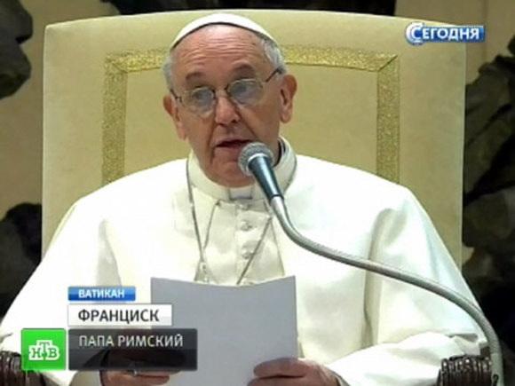 Папа Римский извинился перед жертвами насилия