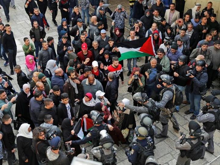 ЦАХАЛ подорвал  дом вДженине, вкотором забаррикадировались боевики— Палестинские источники