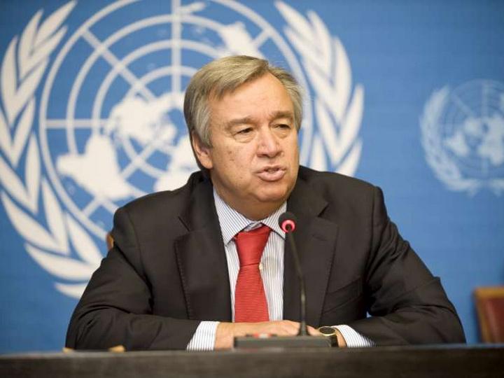 Генсек ООН встревожен ситуацией вокруг КНДР