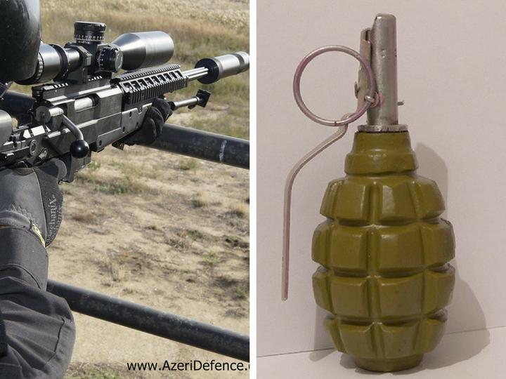Министерство оборонной индустрии - оновейших видах оружия вАзербайджане