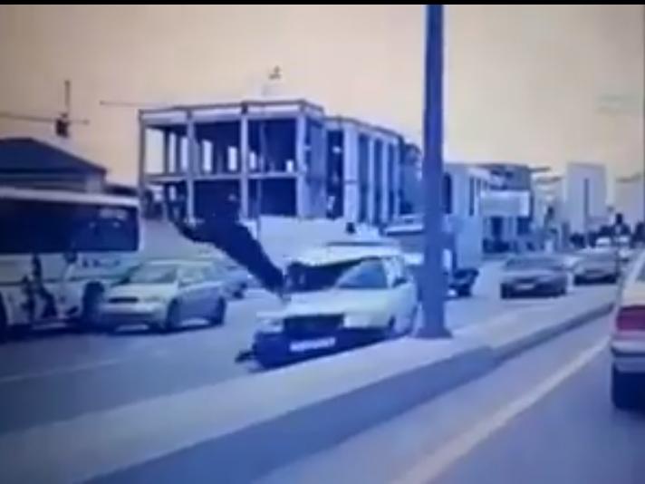 «Забег к смерти»: Как в Баку водитель насмерть сбил пешехода, сошедшего с автобуса – ФОТО – ВИДЕО