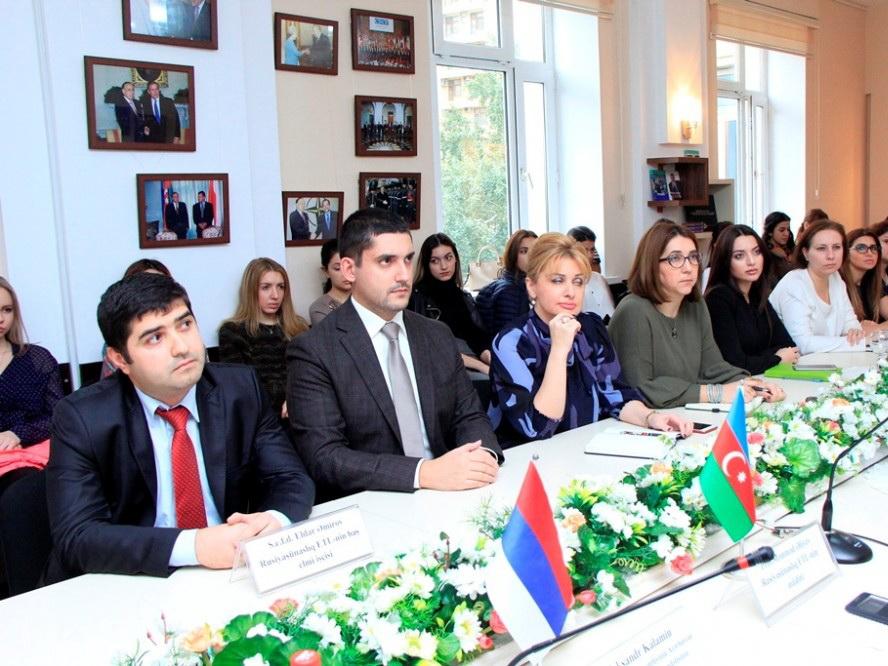 В Бакинской высшей школе нефти прошел день памяти жертв трагедии 20 Января