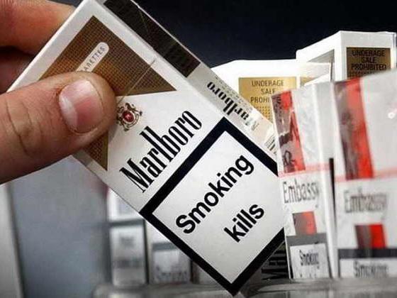 ГТК предлагает разрешить ввоз в страну без акцизов лишь одного блока сигарет