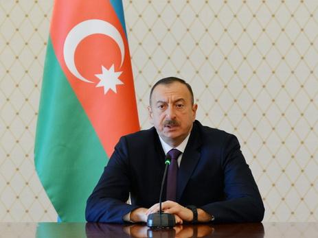 Ильхам Алиев выразил соболезнования Президенту Узбекистана в связи с жертвами в результате возгорания в автобусе