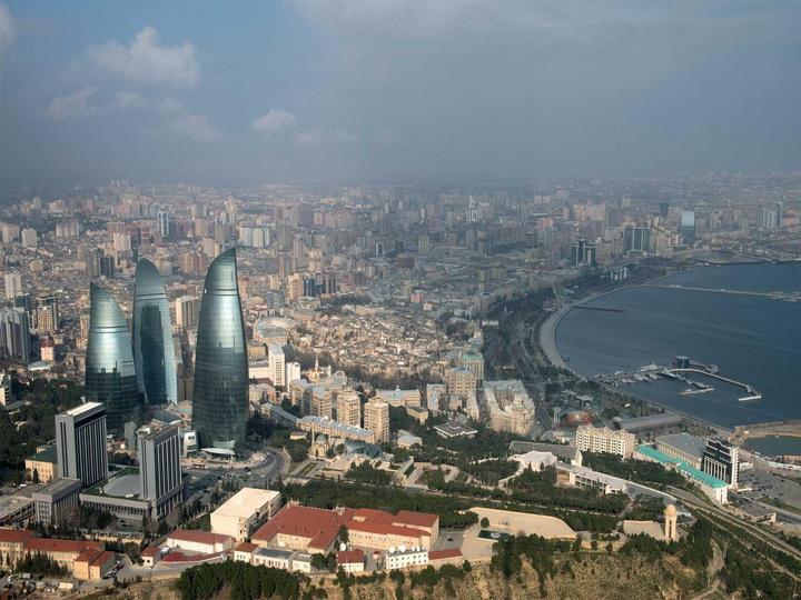 В Баку и на Абшероне в воскресенье температура повысится до +11