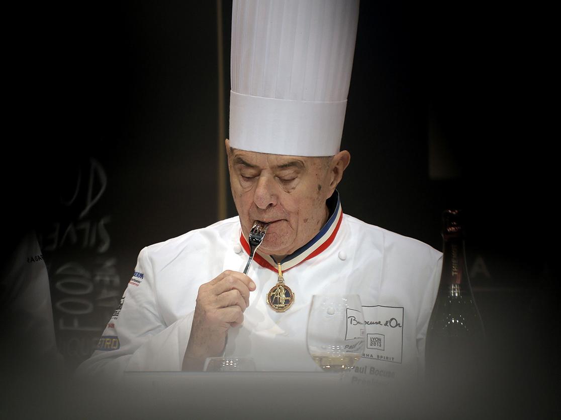 Умер король французской кухни шеф-повар Поль Бокюз