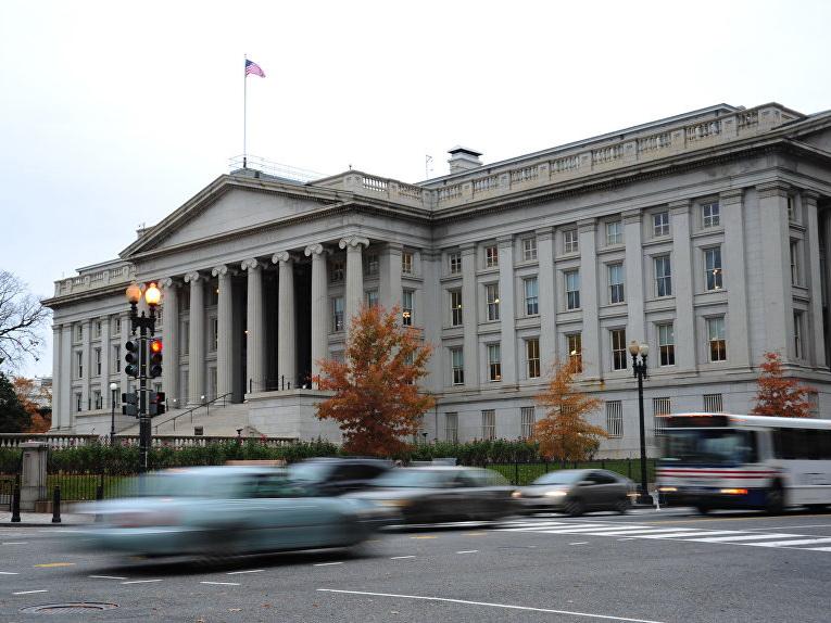 Федеральное правительство США приостановило свою работу