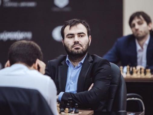 Шахрияр Мамедъяров победил и вышел в единоличные лидеры Вейк-ан-Зее