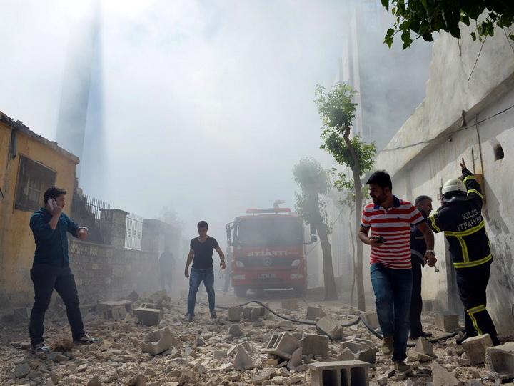 Число пострадавших при обстреле турецких городов из Африна достигло 54 - ОБНОВЛЕНО