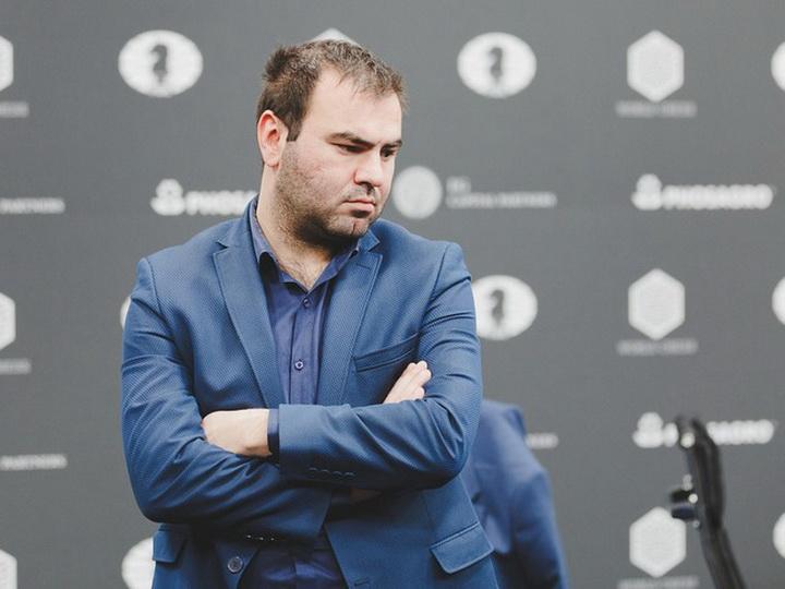 Шахрияр Мамедъяров одержал третью подряд победу в Вейк-ан-Зее
