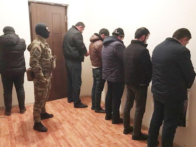 Спецоперация СГБ: задержаны лица, вывезшие из страны миллионы долларов