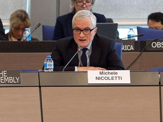 Парламентскую Ассамблею Совета Европы возглавил итальянец