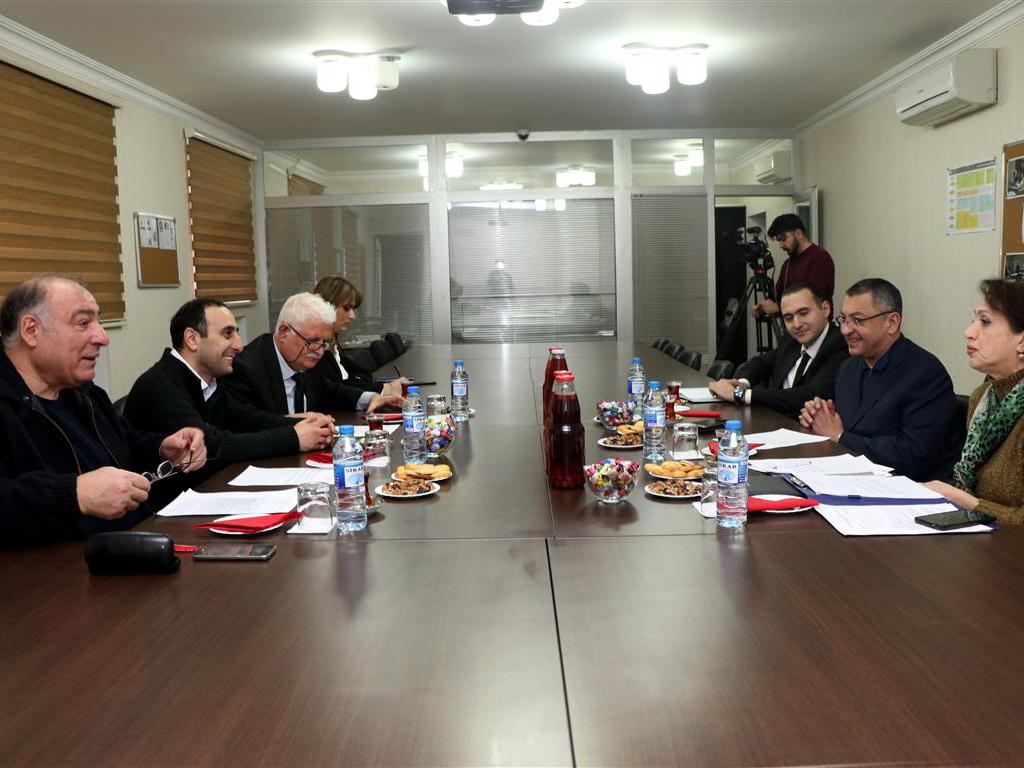Состоялось очередное заседание правления Гражданской Платформы Мира между Арменией и Азербайджаном - ФОТО