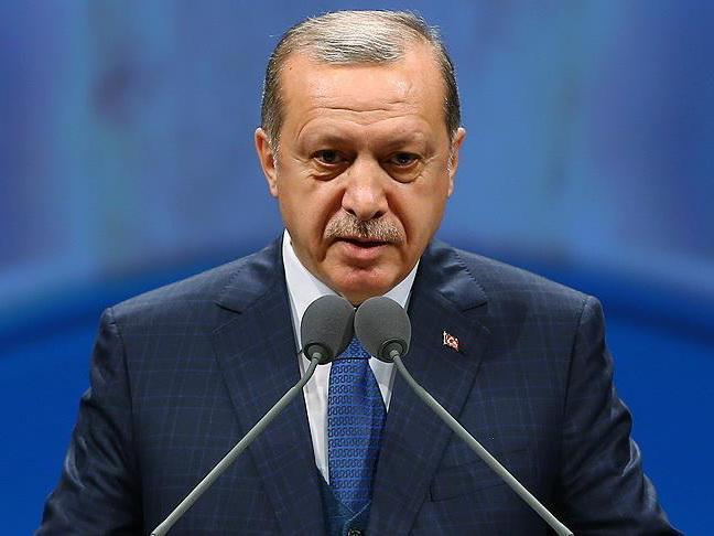 Эрдоган: Турция не откажется от операции в Африне
