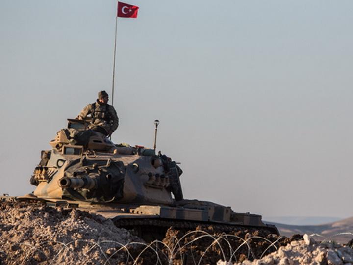 Турецкие ВС понесли первую потерю в ходе операции в Африне