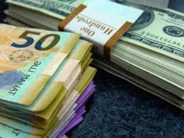 Официальный курс маната ко всем валютам на 23 января