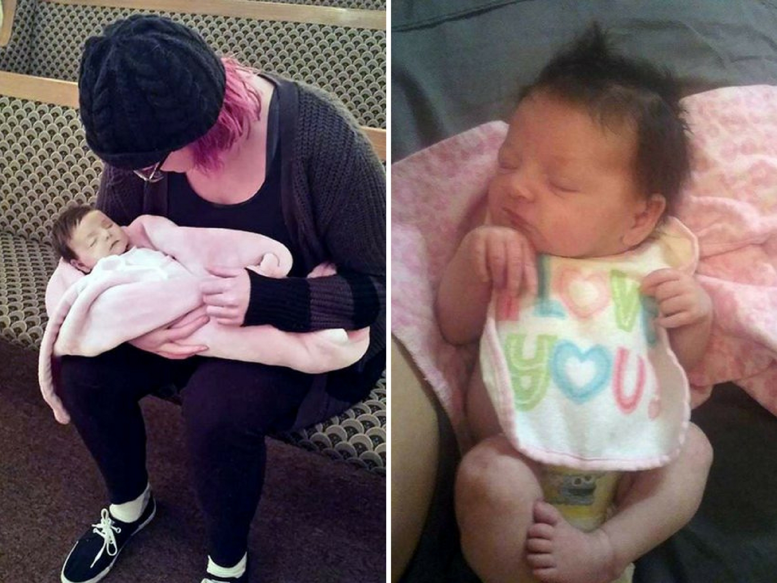 Убитая горем мать: Фотосессия с мёртвой дочкой помогла мне справиться с горем и поможет другим - ФОТО