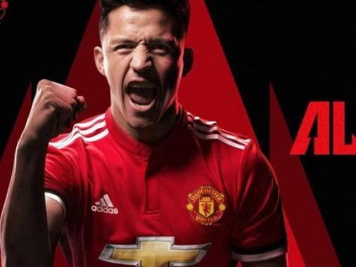 Алексис Санчес: «Мечтаю выиграть с «Манчестер Юнайтед» абсолютно все трофеи»