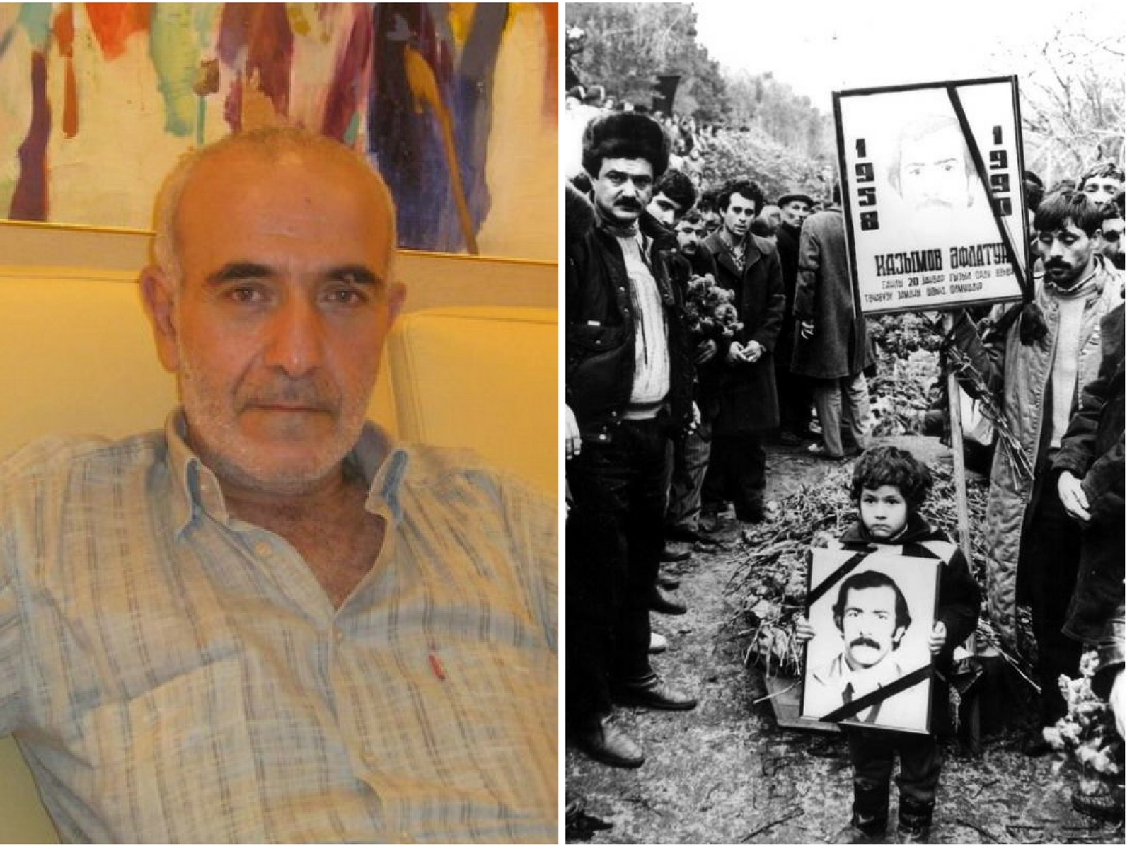История одного подонка: вся правда об армянском герое Зейнале Ибрагимове и его версии событий 20 января