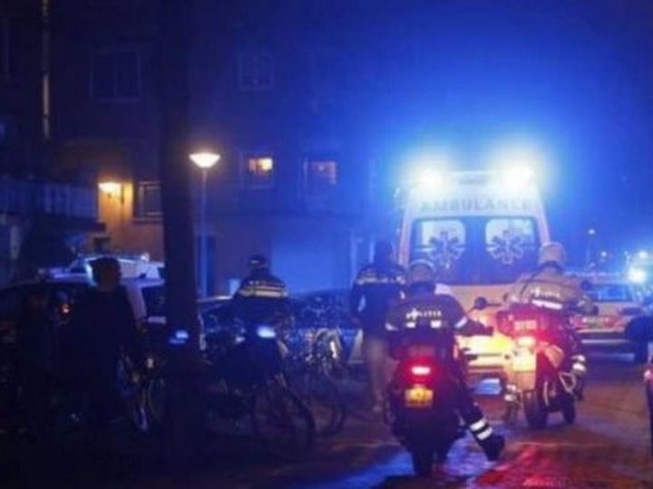 Вцентре Амстердама произошла стрельба