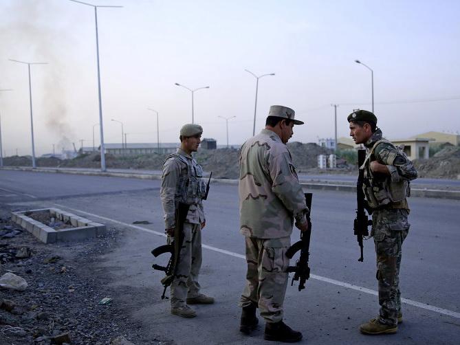 Число погибших при взрыве в дипломатическом квартале Кабула достигло 40 - ОБНОВЛЕНО