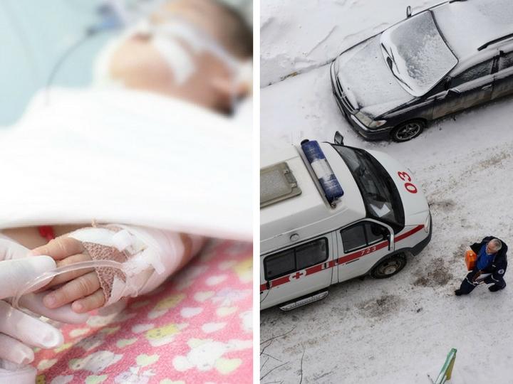 В России пьяный мужчина выбросил 10-месячную дочь изокна