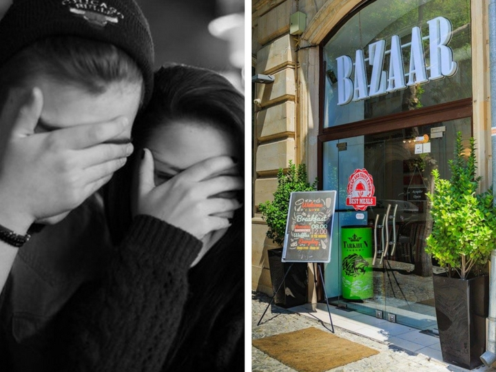 «Вы все озабоченные»: о реакции руководства бакинского кафе на критику из-за запрета на «обнимашки» - ФОТО