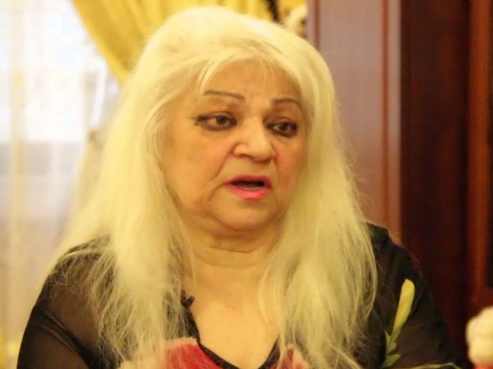 Скончалась народная артистка Азербайджана Зярнигяр Агакишиева - ФОТО