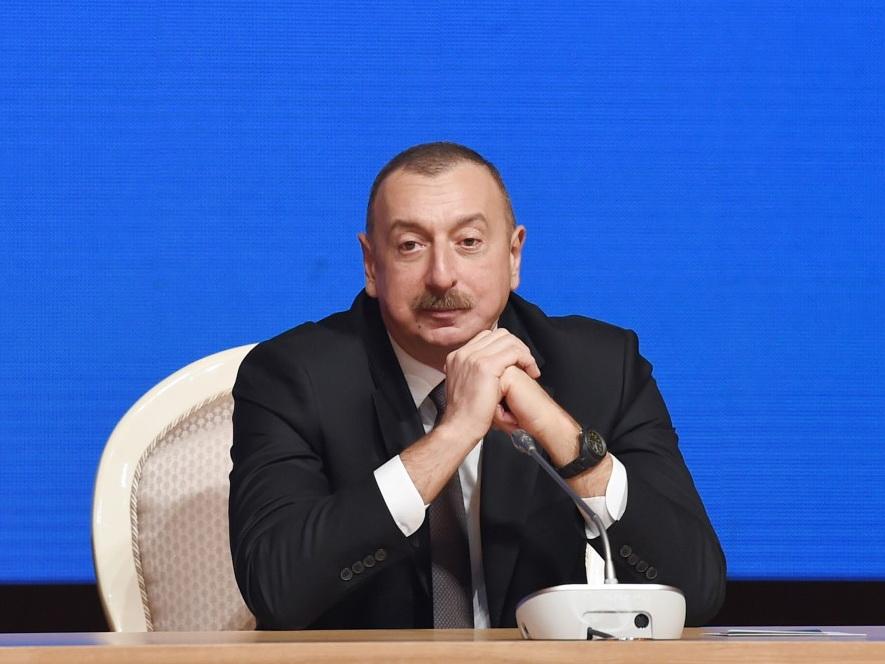 Выдвижение Ильхама Алиева на президентских выборах отражает волю всего азербайджанского народа