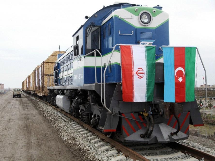 В Армении серьезно обеспокоены запуском железной дороги Азербайджан-Иран