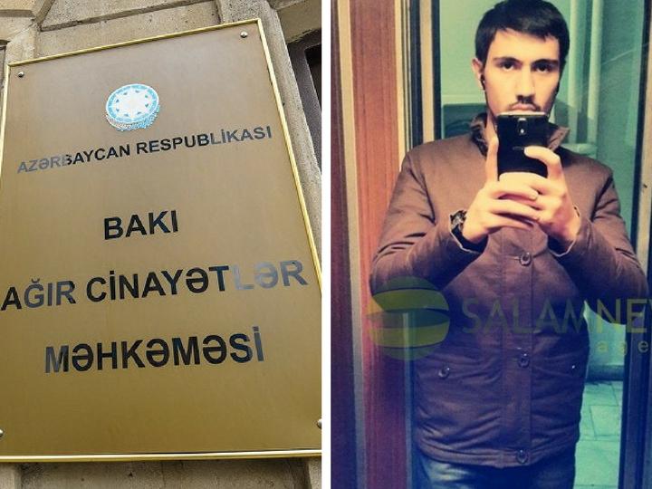 Совершившего убийство в бакинском бизнес-центре ждет суровое наказание: Новые подробности – ФОТО