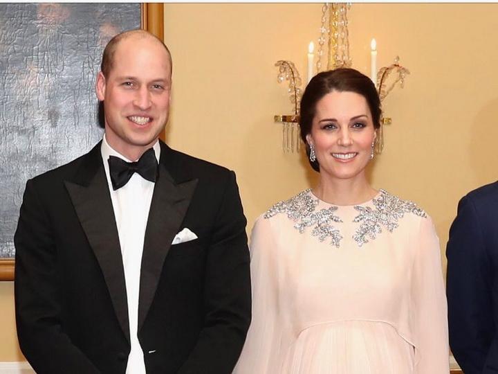 Принц Уильям прокомментировал сообщения о том, что его жена ждет двойню – ФОТО