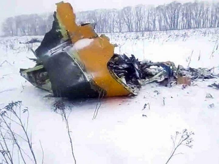 Члены семьи погибшего в авиакатастрофе азербайджанца отправились в Москву